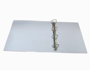 四孔D型PVC文件夹