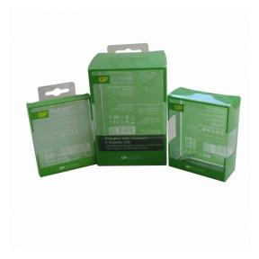 移动电源透明塑料包装盒子