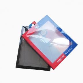 ipad皮套pet透明包装盒