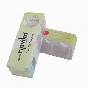 高尔夫球透明PVC包装盒定制