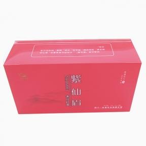 茶叶PVC塑料包装胶盒