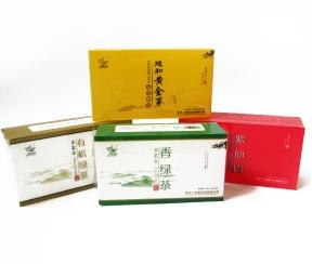龙华茶叶pet包装盒
