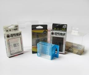 深圳PVC透明盒子