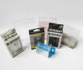 厂家定制PVC透明包装盒