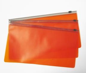 深圳PVC透明拉链袋