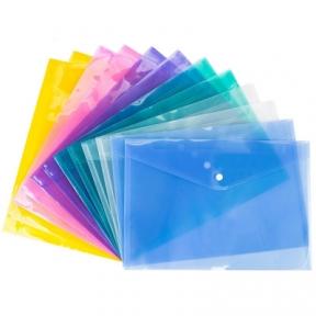 a4透明文件袋