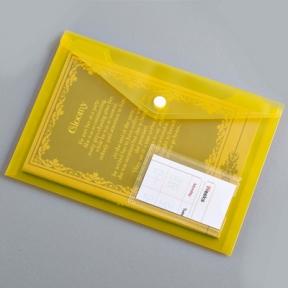 塑料文件袋厂家