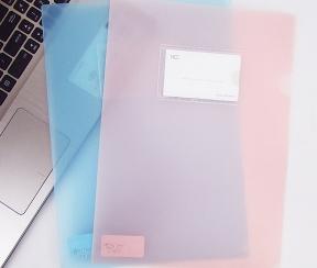 两页文件袋