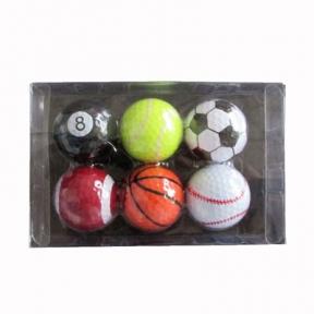东莞高尔夫球pet包装盒